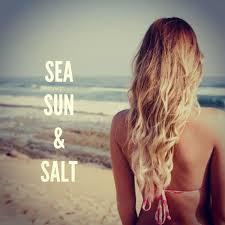 Отрицателните йони в солта