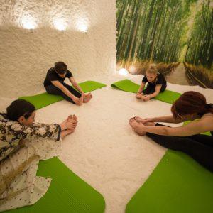 Йога в солна стая СОЛ МИ за цялото семейство